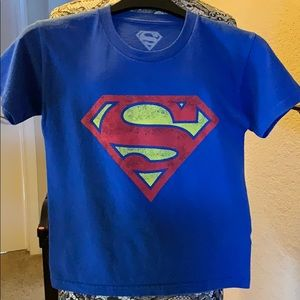Superman Boys T-shirtSize S